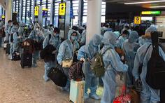 Đã đón hơn 75.000 người Việt về nước an toàn