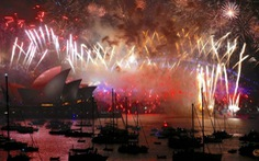 Sydney hủy tiệc mừng năm mới, vẫn bắn pháo hoa tri ân y bác sĩ chống dịch