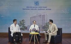 Chương trình tư vấn: Dự phòng đột quỵ ở người bệnh rung nhĩ