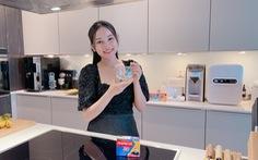 Sara Lưu chọn những mùi ngọt ngào quen thuộc cho con