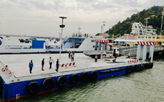Đầu tháng 1-2021 khai trương tuyến phà biển đầu tiên TP.HCM - Vũng Tàu