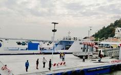 Điều chỉnh giờ chạy phà biển TP.HCM - Vũng Tàu để đảm bảo an toàn hàng hải