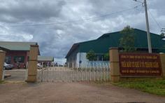 Trường dạy lái 'chui' trong cụm công nghiệp phải tháo dỡ trước 31-12