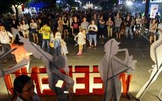 Cấm xe đường Nguyễn Huệ để tổ chức chương trình nghệ thuật mừng năm mới và TP Thủ Đức