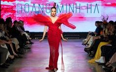 Lan Khuê hóa 'phượng hoàng' trong đêm bế mạc lễ hội thời trang quốc tế 2020