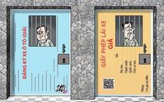Xài bằng cấp giả, cà vẹt giả, đừng tưởng không... đi tù