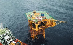 Vietsovpetro chủ động chế tạo, đóng giàn dầu khí trong đại dịch COVID-19