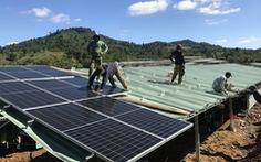 Điện mặt trời áp mái nông nghiệp: 'Vẽ' dự án để hưởng ưu đãi?