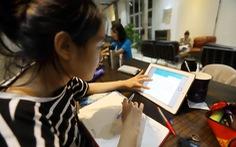 Dạy học trực tuyến không còn xa lạ