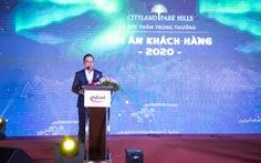 CityLand trao xe Audi Q5 tri ân khách hàng 2020