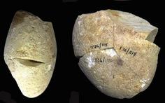 Phát hiện công cụ mài bằng đá lâu đời nhất lịch sử nhân loại