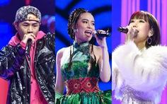 Binz, Hoàng Thùy Linh, Min 'đốt nóng' sân khấu ảo của lễ hội ánh sáng 2021