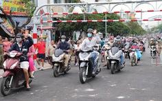 Thông xe cầu An Phú Đông, từ Gò Vấp qua quận 12 hết cảnh 'qua sông lụy đò'