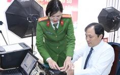 Hà Tĩnh: đến ngày 1-7-2021 cấp 1,1 triệu thẻ căn cước gắn chip