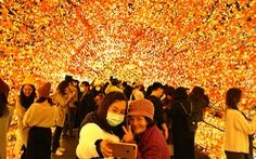 Dù là hình mẫu chống COVID-19, Đài Loan vẫn kêu gọi dân ở nhà mừng năm mới