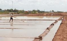 Nghề làm muối ở Bạc Liêu là di sản văn hóa phi vật thể quốc gia