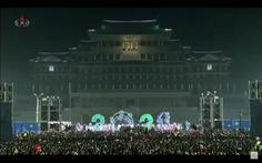 Chào 2021: Hàn Quốc đón giao thừa lặng lẽ, Triều Tiên mở nhạc hội, bắn pháo hoa