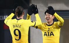 Gareth Bale và Son Heung Min lập công giúp Tottenham giành vé