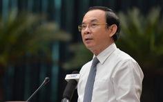 Ông Nguyễn Văn Nên làm bí thư Đảng ủy Quân sự TP.HCM