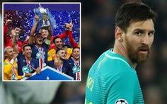 Điểm tin thể thao sáng 4-12: Messi sẽ khoác áo PSG mùa tới, đội của Filip Nguyen bị loại