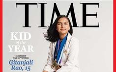 Tạp chí Time lần đầu vinh danh 'nhân vật nhí của năm', đó là ai?
