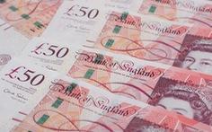 67 tỉ USD tiền mặt 'mất tích' ở Anh