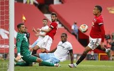 M.U run rẩy đến London Stadium