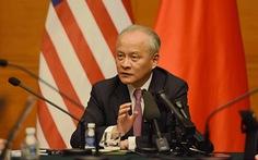 Đại sứ Trung Quốc kêu gọi Mỹ-Trung cải thiện quan hệ bằng 'thiện chí'
