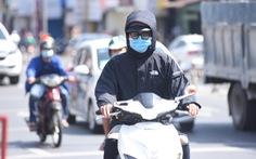 Nam Bộ sáng lạnh 20 độ C, trưa trời nóng tia cực tím rất cao