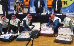 Indonesia bắt bộ trưởng 'ăn' tiền cứu trợ COVID-19, tìm thấy 7 vali tiền mặt