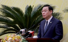 Hà Nội bầu chủ tịch HĐND TP, 5 phó chủ tịch UBND thành phố