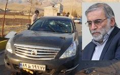 Vũ khí sát hại nhà khoa học hạt nhân Iran khủng khiếp cỡ nào?