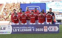 Hết cầu thủ, CLB Than Quảng Ninh đấu tập với... hội cổ động viên