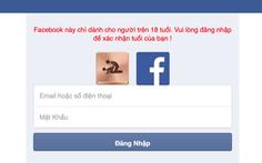 Coi chừng mất tài khoản khi bị người lạ tag, nhắc đến trên Facebook