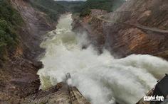 Thủy điện Thượng Nhật 'bất tuân' lệnh: Tỉnh và bộ đề nghị lẫn nhau về 'tước giấy phép'