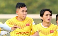 Tiền vệ Hai Long gặp chấn thương, chia tay tuyển Việt Nam