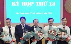 Khánh Hòa bầu bổ sung 2 phó chủ tịch UBND tỉnh, hỗ trợ tiền ăn cho làng SOS