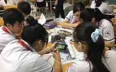 TP.HCM: Học sinh ngồi giãn cách, không kiểm tra học kỳ 1 ngày Giáng sinh