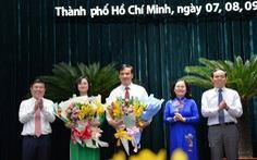 Hai tân phó chủ tịch UBND TP.HCM cam kết gì khi được bầu?