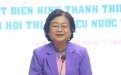 Nguyên Phó chủ tịch nước chia sẻ câu chuyện xúc động về 'Xoài mồ côi'