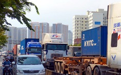 HĐND TP.HCM đồng ý thu phí hạ tầng, thông đường vào cảng từ 1-7-2021