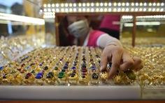 Giá vàng nhẫn leo nhanh hơn vàng miếng