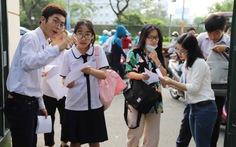 Tuyển sinh ĐH-CĐ năm 2020: Khuyến khích nhóm xét tuyển chung
