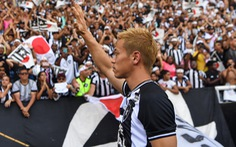 Keisuke Honda và cuộc 'viễn chinh' đến Brazil