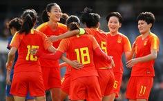 Tuyển nữ Trung Quốc và Úc vào vòng play-off, Thái Lan thua cả 3 trận