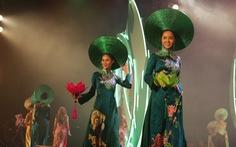 Lụa Bảo Lộc xuất hiện cùng trang phục các nguyên thủ tại APEC