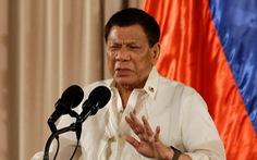 Ông Duterte giảm bớt quan hệ quân sự với Mỹ, Trung Quốc đắc lợi