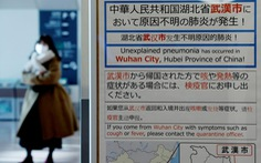2/3 số chuyến bay quốc tế từ Trung Quốc bị hủy vì virus corona