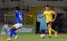Cầu thủ vung tay ghi bàn lộ liễu vẫn được công nhận ở AFC Cup