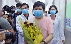Bệnh nhân Li Ding: 'Cảm ơn Việt Nam - cảm ơn bác sĩ Việt Nam!'